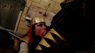 Streaming porn video still #2 from Wolverine XXX: An Axel Braun Parody