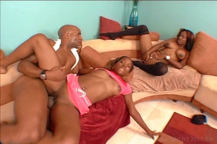 Horny ebony daugther fuck dad