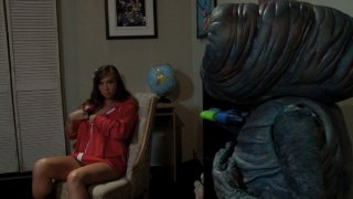 Streaming porn video still #5 from E.T. XXX: A Dreamzone Parody